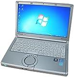 【中古】 Let's note(レッツノート) SX2 CF-SX2JDHYS / Core i5 3320M(2.6GHz) / HDD:250GB / 12.1インチ