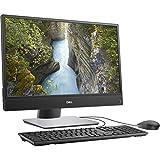 """Dell OptiPlex 5270 All-in-One Computer - Intel Core i5-9500 - 4GB RAM - 500GB HDD - 21.5"""" Display - Windows 10 Pro - Desktop"""