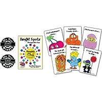 [ブライトスポットゲーム]Bright Spots Games Thoughts and Feelings: A Sentence Completion Card Game 4668103 [並行輸入品]