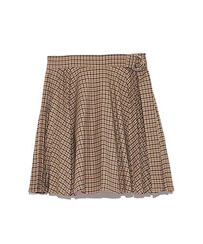 [スナイデル] ウールプリーツスカートショーパン レディース SWFP184167