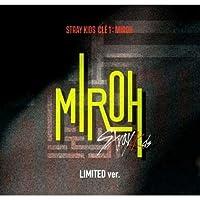 Stray Kids - [Cle 1:Miroh] リミテッドアルバム CD+1p ポスター+フォトブック+3p QR フォトカード+1p クリアポストカード+1p フォトカード+プレオーダー+エクストラフォトカードセット+トラッキングK-POPシール