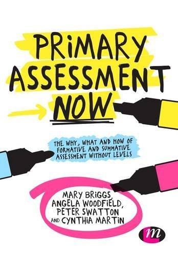 Primary Assessment Now: The why, what and how of formative and summative assessment without levels (Achieving QTS Series)