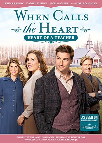 When Calls the Heart: Heart of a Teacher [DVD] [Import]