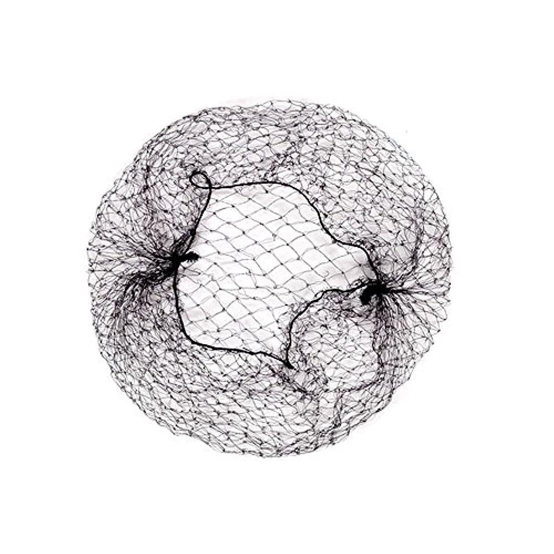 種類セクション髪束ねネットセット(アシアナネット) ファッション小物 60枚セット