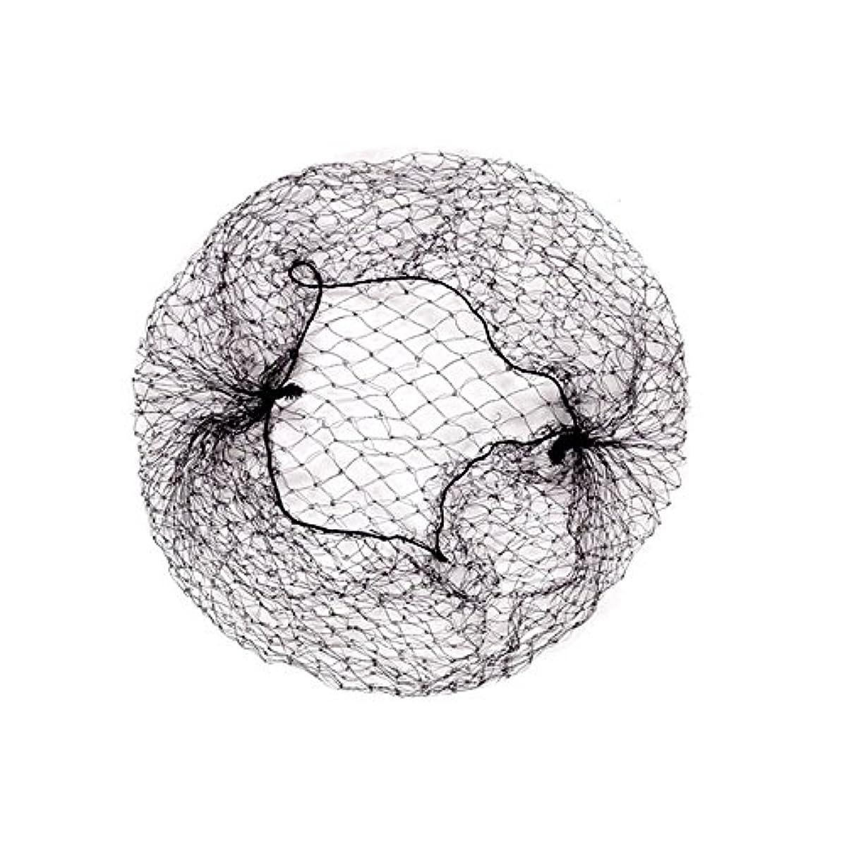 支出トリップいろいろ髪束ねネットセット(アシアナネット) ファッション小物 60枚セット