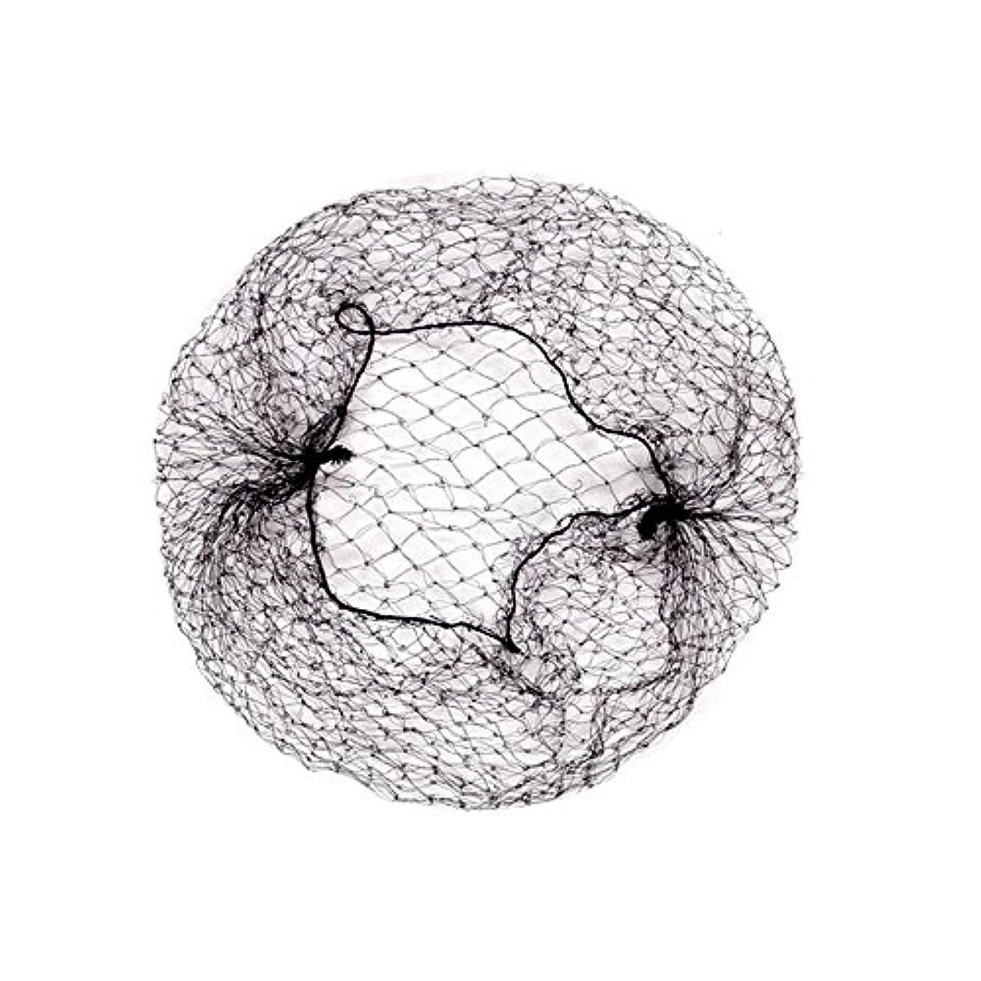 再生火銀河髪束ねネットセット(アシアナネット) ファッション小物 60枚セット