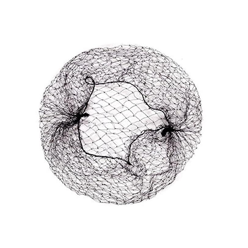 交響曲文芸提案髪束ねネットセット(アシアナネット) ファッション小物 60枚セット