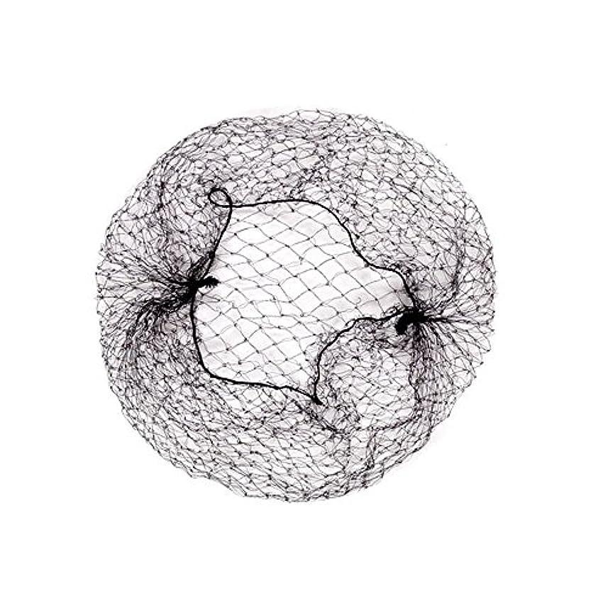 運河砂アジテーション髪束ねネットセット(アシアナネット) ファッション小物 60枚セット