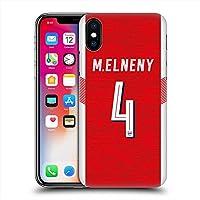 ARSENAL FOOTBALL CLUB アーセナルFC - Mohamed Elneny ハード case/iPhoneケース 【公式/オフィシャル】