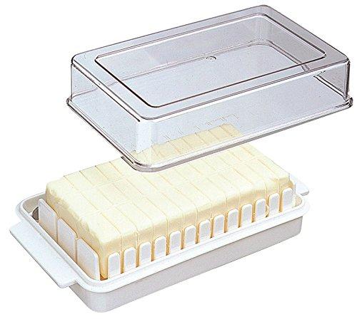 バターケース バター容器 バターカッター カッティングガイド付 BTG1