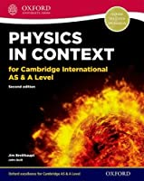 Physics in Context for Cambridge International As & a Level (Cie a Level)