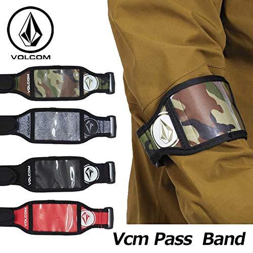 ボルコムパスケース (Vcm Pass Band) JapanLimited J67519JH (OneSizeFitAll) (CAM)カモ柄