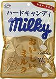 不二家 ミルキーハードキャンディ(おいしいミルク)袋 80g×6袋