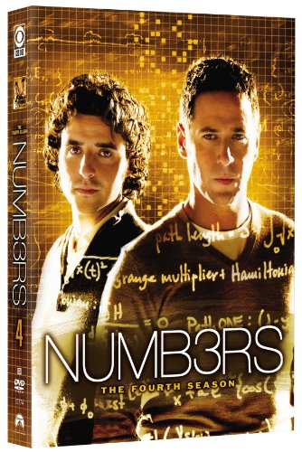 Numbers: Complete Fourth Season/ [DVD] [Import]