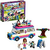 LEGO Friends Olivia's Mission Vehicle 41333 Building Set