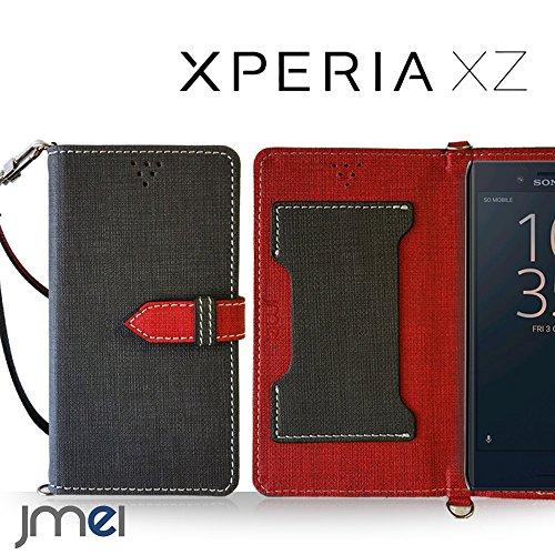 Xperia XZs SO-03J SOV35 ケース Xperia XZ SO-01J SOV34 ケース手帳型 エクスペリアxzs カバー エクスペリアxz カバー ブランド 手帳 閉じたまま通話ケース VESTA ブラック Sony simフリー スマホ カバー 携帯ケース 手帳型 スマホケース 全機種対応 ショルダー スマートフォン