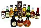 輸入ウイスキー ミニチュアボトル 12本セット 50ml