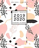 """July 2019 - June 2020 
