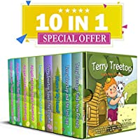 The Terry Treetop & Abigail Book Collection: Short beginner reader chapter picture children book stories.full of Imagination & play, values, animals, rhyming ... Great for ages 3 ,4 ,5 (English Edition)