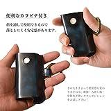 atelierCODEL グローケース レザー glo 本革 日本製 (アドバンティックブルー)