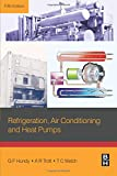 Refrigeration, Air Conditioning and Heat Pumps, Fifth Edition