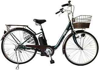 LUPINUS by SUISUI ルピナスバイスイスイ 26インチ電動アシスト自転車 LP-DCY09T シングルギア アシスト切り替え3モード LEDライト