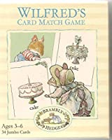 Brambly Hedge Wilfred's Card Match Game [並行輸入品]