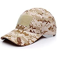 AU Mens Tactical CS Camo Baseball Hats Military Army Special Forces Airsoft Cap Khaki - Digital Camouflage