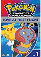 Pokemon 1: Advanced Challenge [DVD] [Import]