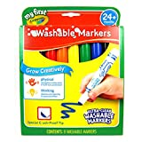 Crayola Washable Tripod Grip Markers