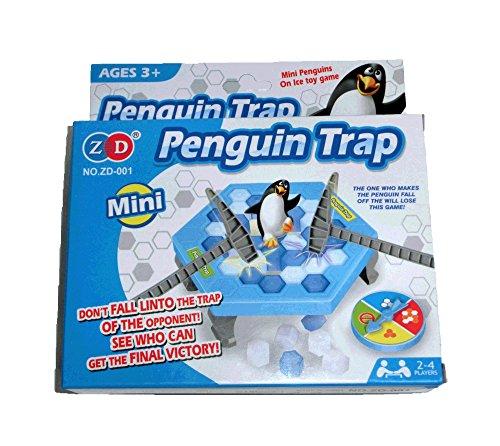 [해외]충돌 아이스 게임 펭귄 교육 장난감 데스크탑 친자 게임 가족 게임 모바일 휴대용/Crash Ice game Penguin intellectual educational toy desktop desktop parent-child game family game portable portable