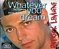 Whatever you dream [Single-CD]