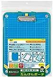 レイメイ藤井 先生オススメ 探検ボード ブルー RS105A