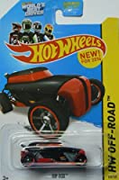 Hot Wheels 2014 Test Facility Hw Off-Road Rip Rod Black/Red 120/250