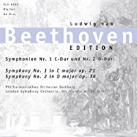 Symphonien Nr. 1 + 2