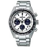 [セイコーウォッチ] 腕時計 プロスペックス SPEEDTIMER ソーラークロノグラフ SBDL085 メンズ シルバー
