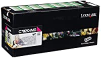 Lexmark C782X4MG Extra High-Yield Toner, 15000 Page-Yield, Magenta by Lexmark