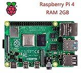 Sanoov Raspberry Pi 4 Model B RAM 2GBラズベリーパイ4b ラズパイ本体