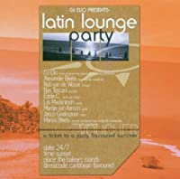 Latin Lounge Party