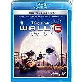 ウォーリー ブルーレイ・プラス・DVDセット [Blu-ray]