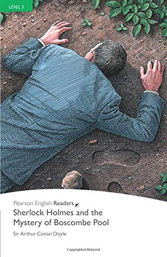 Pearson(ピアソン)Penguin Readers『Level3 SHERLOCK HOLMES AND THE MYSTERY OF BOSCOMBE POOL』