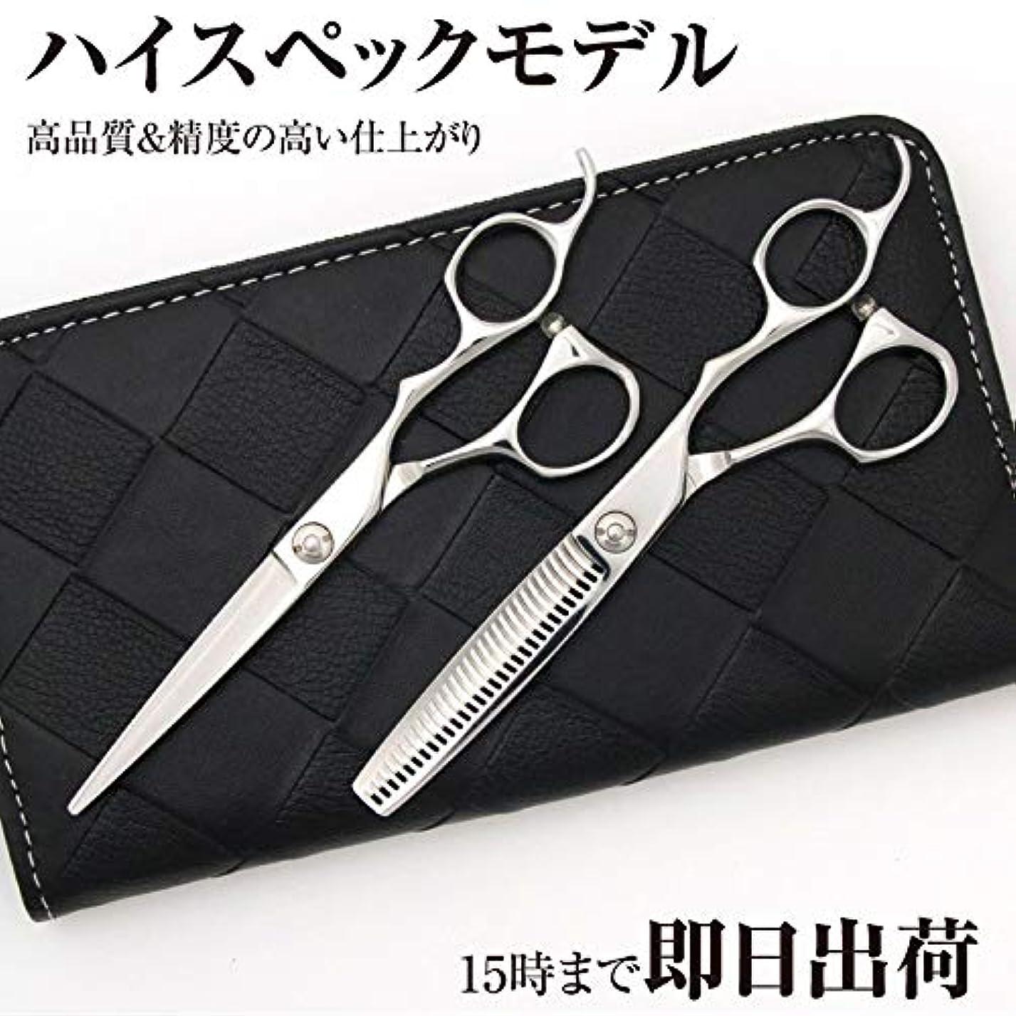 【PF】DEEDS 日本の鋏専門メーカー GUZ シザー?セニング?専用ケース セット(6.0インチ) 美容師 ヘアカット プロ用