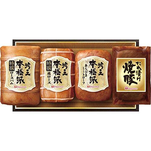 日本ハム 本格派吟王4本セット