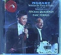 Mozart Sonatas & Variations for Piano