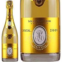 2009 クリスタル ブリュット ヴィンテージ ルイ ロデレール シャンパン 白 辛口 750ml Louis Roederer Cristal Brut Vintage