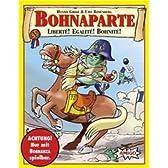 Bohnaparte / Kartenspiel: Liberte! Egalite! Bohnite! Für 3-6 Personen. Achtung! Nur mit Bohnanza spielbar