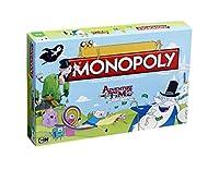 Monopoly Adventure Time wersja angielska