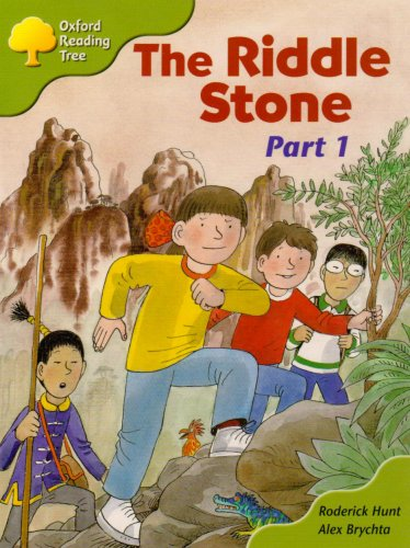 Oxford Reading Tree: Stage 7: More Stories: the Riddle Stone