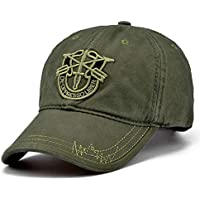 MKJNBH United States Army Special Forces Arrow Baseball Cap Camo Adjustable Visor Sun Hats