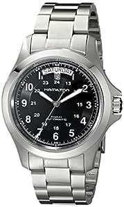 [ハミルトン]HAMILTON 腕時計 KHAKI FIELD KING H64455133 メンズ [正規輸入品]